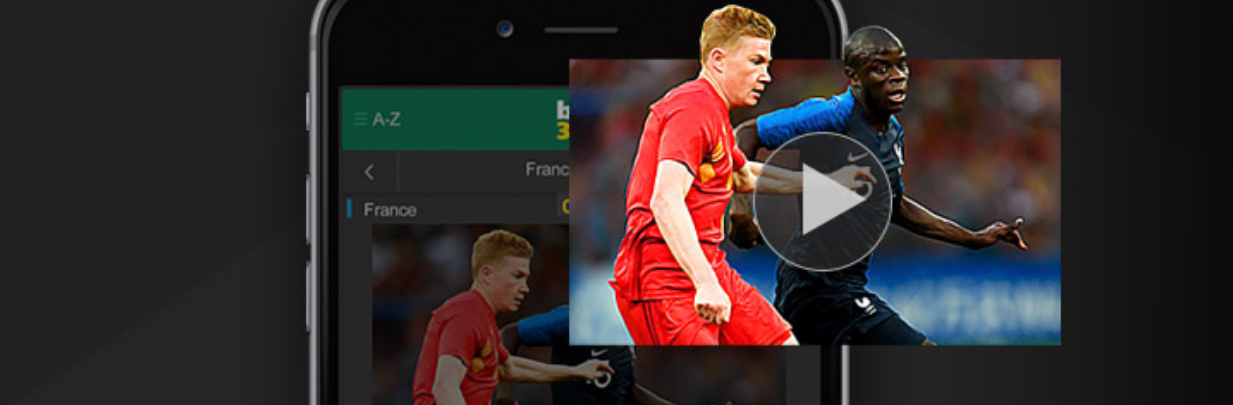 Live streaming games Bet365 1